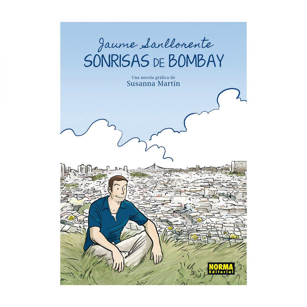 Cómic Sonrisas de Bombay