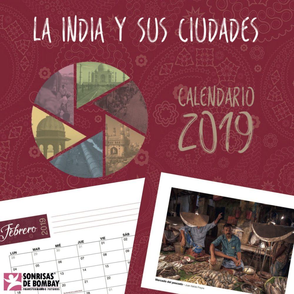 calendario castellano 2019