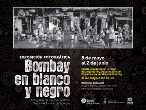 La exposición Bombay en blanco y negro llega a Sant Adrià del Besòs @  Biblioteca Sant Adrià de Besòs