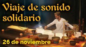 Viaje de sonido solidario en Ávila @ Palacio Sofraga | Ávila | Castilla y León | España