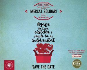 Mercado solidario ICAB @ Patio de Columnas del Colegio de Abogados de Barcelona | Barcelona | Catalunya | España
