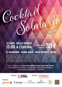 Cocktail solidario en A Coruña @ Restaurante Domus | A Coruña | Galicia | España