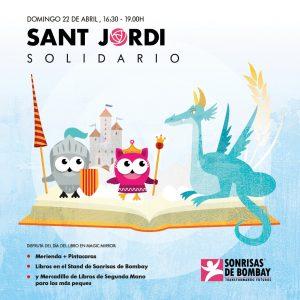 Sant Jordi Solidario Magic Mirror @ Magic Mirror | Barcelona | Catalunya | España