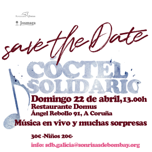 Cóctel solidario en A Coruña @ Restaurante Domus | A Coruña | Galicia | España