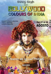 Bollywood, Colours of India @ Teatro de la Luz Philips Gran Vía  | Madrid | Comunidad de Madrid | España