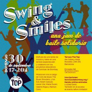 Swing & Smiles @ The Top. Gallery Hotel Barcelona | Barcelona | Catalunya | España