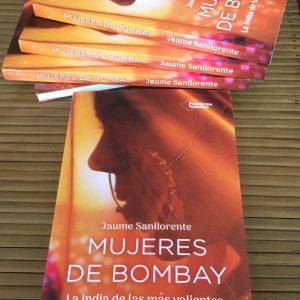 "Jaume Sanllorente, presenta ""Mujeres de Bombay"" en Barcelona @ Librería Altaïr  | Barcelona | Cataluña | España"