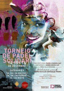 Torneo Padel Solidario en Girona -esportsFERRER y GEiEG- @ COMPLEX ESPORTIU GEiEG SANT PONÇ | Girona | Catalunya | España