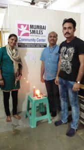 taller de velas para víctimas de tráfico humano 3