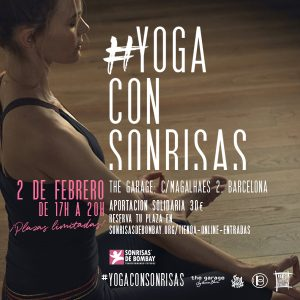 Yoga con Sonrisas @ The Garage by Blume