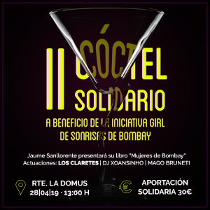 II cóctel solidario @ La Domus