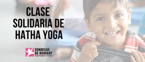Clase Solidaria de Hatha Yoga en Madrid @ Centro Yoguitime Tirso de Molina (UDance)