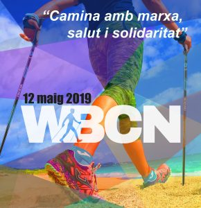 IV edición Walkim Barcelona 2019 @ CEM Eurofitness Can Drago