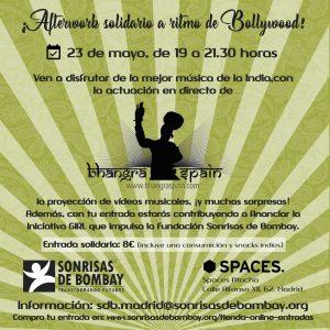 ¡Afterwork a ritmo de Bollywood! @ Spaces Atocha
