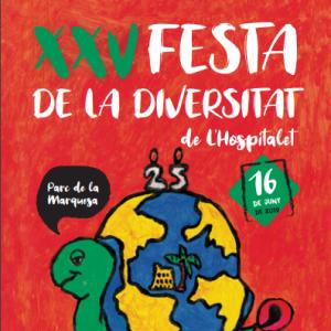 XXV Festa de la Diversitat de L'Hospitalet @ Parc de la Marquesa