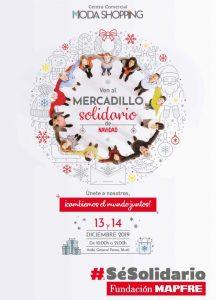 Mercadillo Solidario Fundación MAPFRE 2019 @ Centro Comercial Moda Shopping