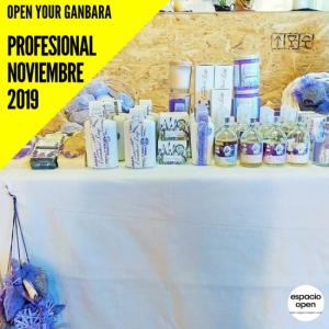Mercado Open Your Ganbara