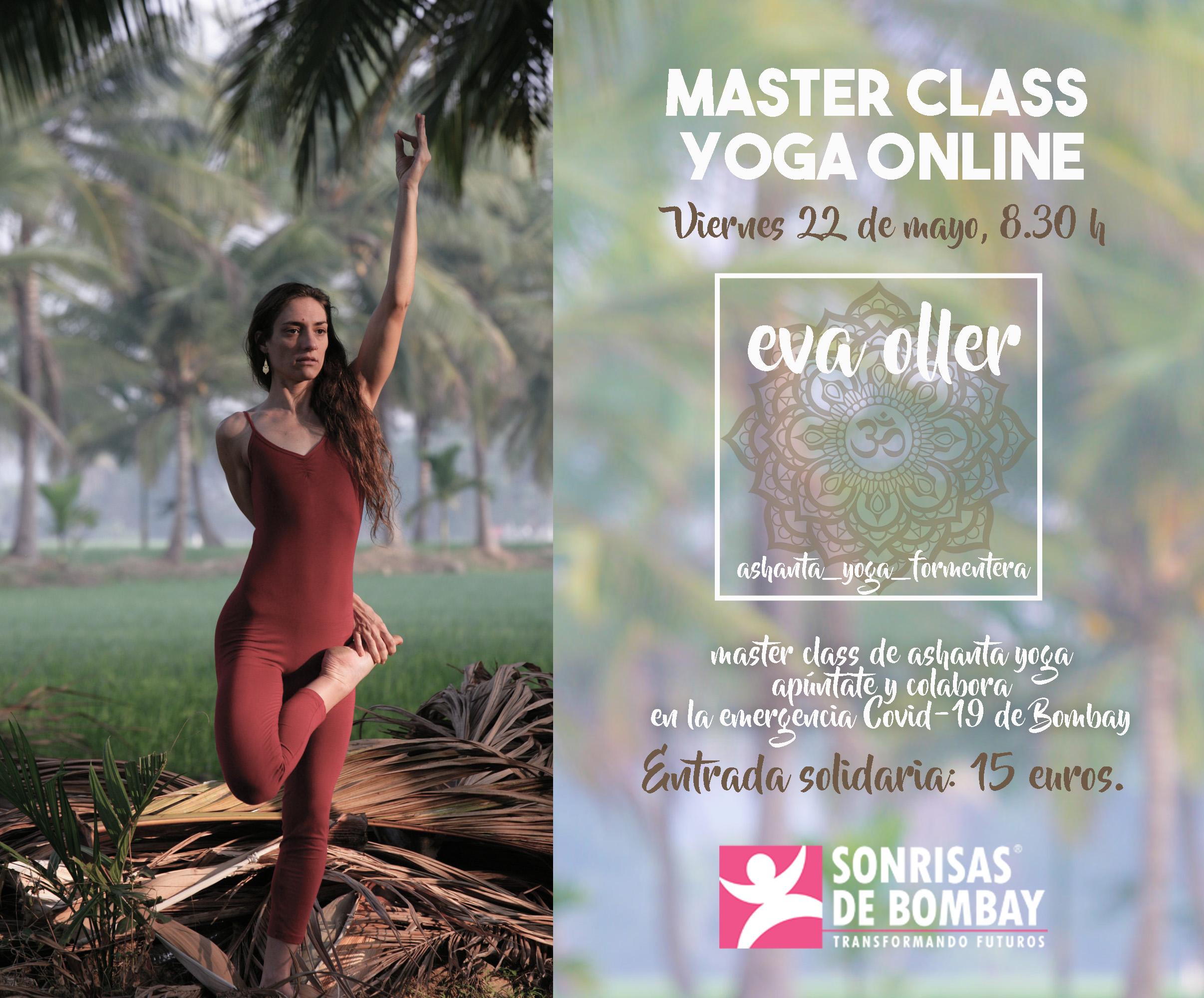 Masterclass Eva Oller