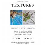 Textures, exposición Montserrat Soler