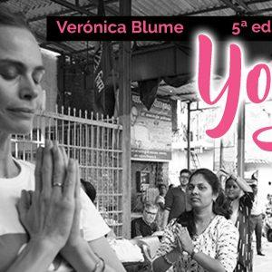 Verónica Blume nos regala la 5ª Edición de Yoga con Sonrisas