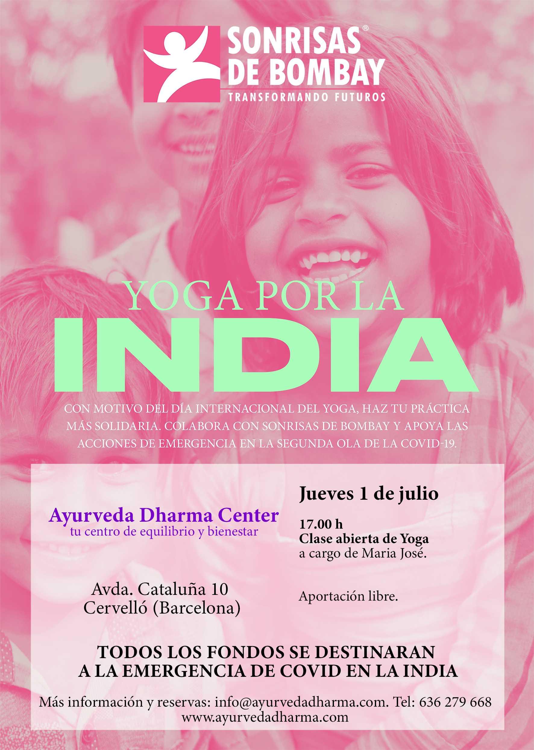 Ayurveda Dharma Center- Yoga por la India