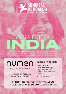 Yoga por la India: Numen Yoga Estudio @ Numen Yoga Estudio