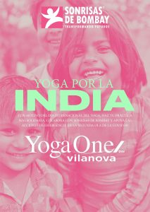 Yoga por la India: Yogaone Vilanova @ YogaOne Vilanova